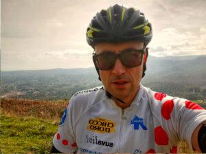 Salita al monte tuscolo in bicicletta paolo rodari 2